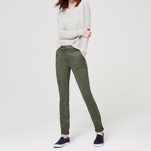 LOFT Olive Pants
